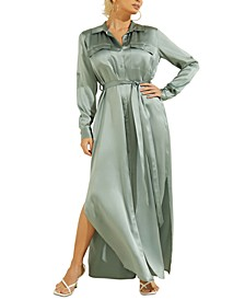 Liliana Silk Maxi Dress
