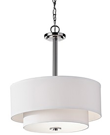 3-Light Malibu Pendant