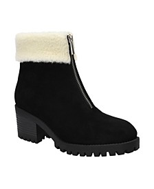 Women's Cable Booties