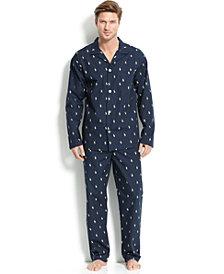Polo Ralph Lauren Men's All Over Polo Player Pajamas