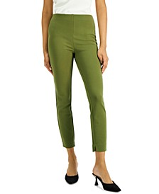 Petite Pull-On Ankle Pants, Created for Macy's