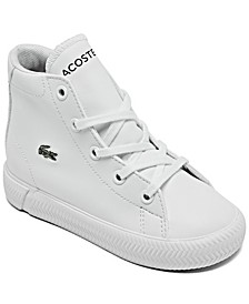 Toddler Boys Gripshot High-Top Casual Sneakers from Finish Line