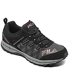 Women's Endurance Evo Trail Running Sneakers from Finish Line