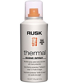 Designer Collection Thermal Shine Spray, 4.4-oz., from PUREBEAUTY Salon & Spa