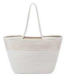 Kasie Rope Tote, Created for Macy's