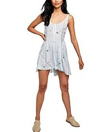 Give A Little Mini Slip Dress