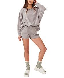 Kelly Sweater & Short Set