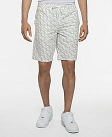 Men's SJ Monogram Shorts