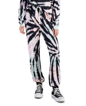 Juniors' Tie-Dye Sweatpants