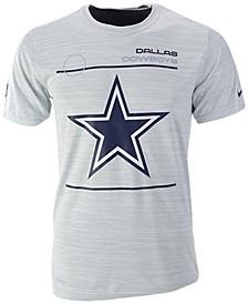 Nike Dallas Cowboys Men's Velocity Sideline T-Shirt