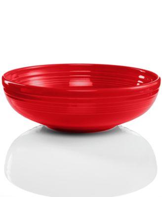 Extra Large Scarlet Bistro Bowl