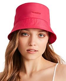 Satin-Lined Bucket Hat