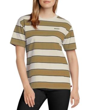 Tomboy Yarn-Dyed Striped T-Shirt