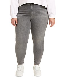 Plus Size 721 High-Rise Skinny Jeans