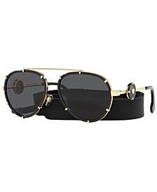 Women's Sunglasses, VE2232 61