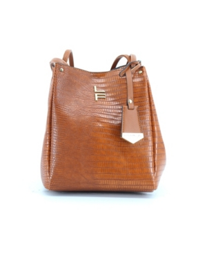Women's Coco Lizard Crossbody Bag