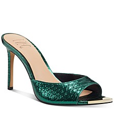 Amra Dress Slide Sandals, Created for Macy's