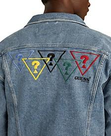 Men's Summer Games Denim Jacket