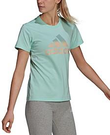 Women's Cotton Graphic T-Shirt
