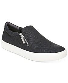 Moira Zip Sneakers, Created for Macy's