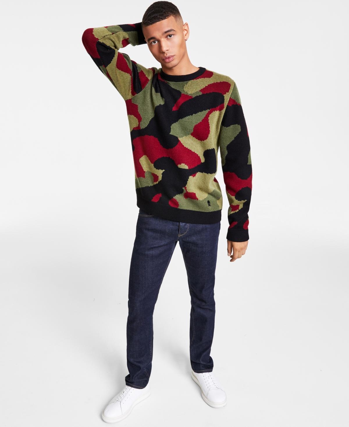 Men's New Age Camo Sweater