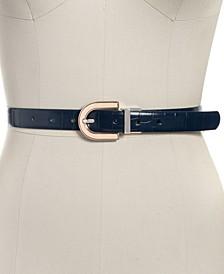 Embossed Reversible Belt, Created for Macy's