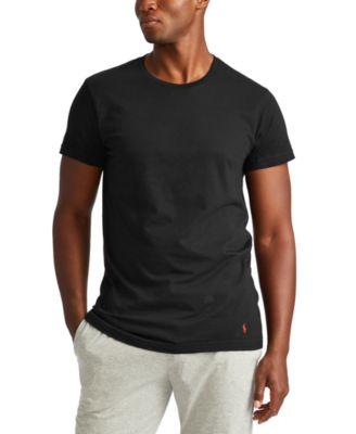 폴로 랄프로렌 Polo Ralph Lauren Mens Crewneck T-Shirts - 3-Pack