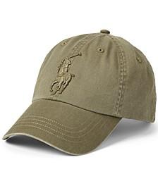 Men's Big Pony Chino Cap