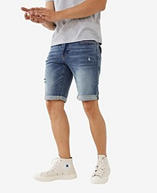 Men's Ricky Straight Fit Short with Flaps