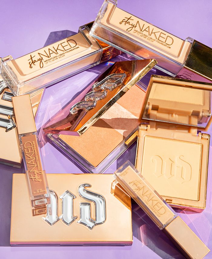 Urban Decay - Stay Naked Collection