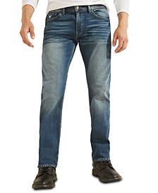 Men's Regular Straight Jeans