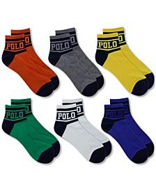 Men's Ankle Socks - 6-Pack