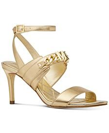 Blaine Ankle-Strap Sandals