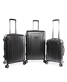 Crest II 3-Pc. Hardside Spinner Luggage Set