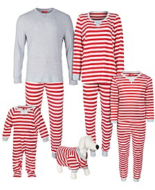 Matching Striped Collection