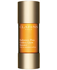 Clarins Radiance Plus Golden Glow Booster For Face, 0.5 oz