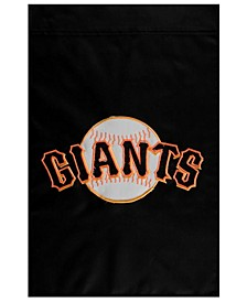 San Francisco Giants Garden Flag