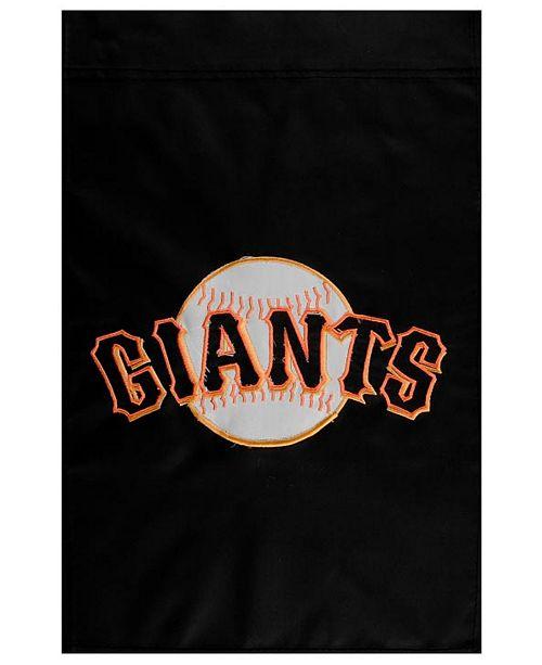 Party Animal San Francisco Giants Garden Flag