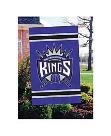 Party Animal Sacramento Kings Applique House Flag
