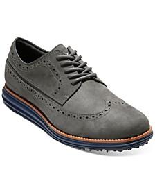 Men's ØriginalGrand Wingtip Oxford Golf Shoes