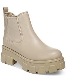 Women's Darielle Lug Sole Chelsea Boots
