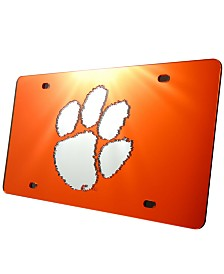 Stockdale Clemson Tigers License Plate