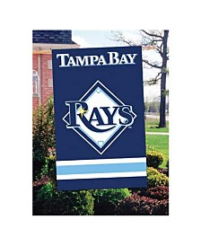 Party Animal Tampa Bay Rays Applique House Flag