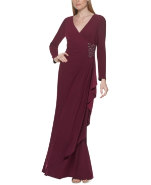 Jersey Knit Gown