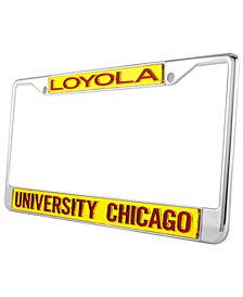 Stockdale Loyola Ramblers Laser License Plate Frame