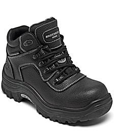 Women's Work Relaxed Fit: Burgin - Coralrow Work Boots from Finish Line