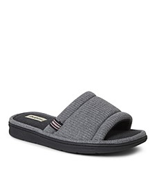 Men's Daniel Waffle Knit Slide Slippers