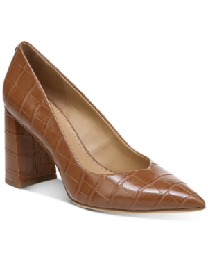 Marlee Block-Heel Pumps Women's Shoes