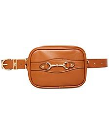 Horsebit-Detail Belt Bag