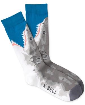 Men's Great White Shark Socks
